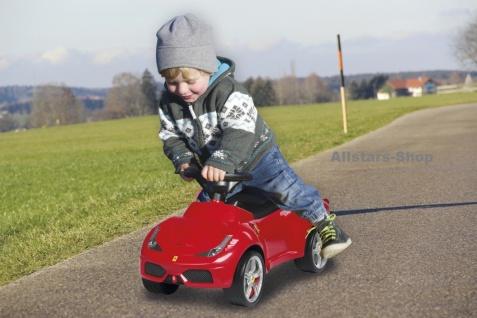 Jamara Ferrari Kinder-Auto Rutscher Lauflernwagen Rutschauto rot für Kindergarten