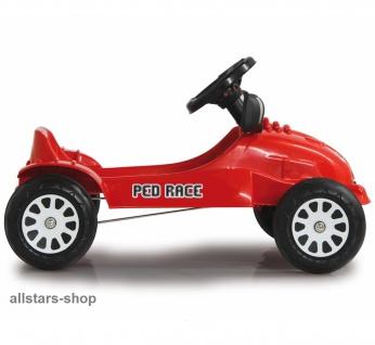 Jamara Kinder-Pedalauto Tretauto Rutscher Pedal Car Gokart - Vorschau 4