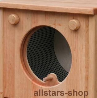 Schöllner Kinderküche Spiel-Waschmaschine Vario Single für Spielküche Erlenholz Pantry für Kindergarten - Vorschau 3