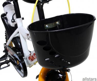 Kinderfahrrad 12 Zoll Hello Donaldo blau Fahrrad ActionBikes - Vorschau 5