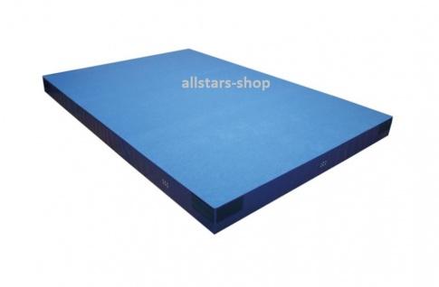 Bänfer Niedersprungmatte Exklusiv 2 x 1, 5 m - FIG-zertifiziert - Turnmatte Sportmatte