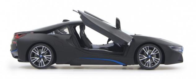 Jamara Bmw I8 114 Schwarz Modellauto Funk Ferngesteuert Rc Auto