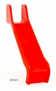 Beckmann Rutsche PE blau Kinderrutsche Anbaurutsche L = 2, 0 m PH 1, 2 m Hangrutsche - Vorschau 2