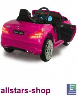 Jamara Kinderauto Elektroauto Mercedes SL 400 Ride On Car mit E-Motor Selbstfahrer-Auto - Vorschau 3