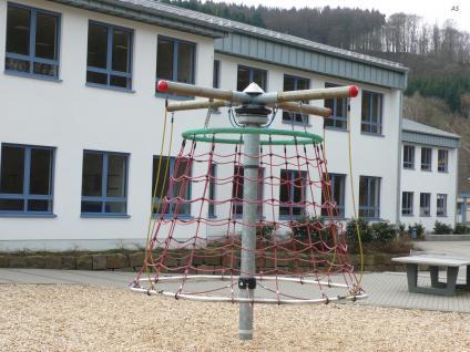 Hally-Gally Spielplatzgeräte Karussell Kletter-Rondell Typ: Hamburg Drehturm Huck