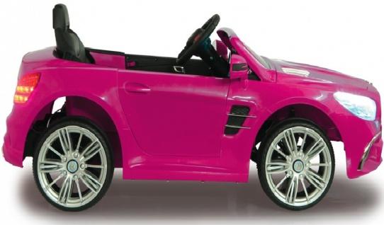 Jamara Kinderauto Elektroauto Mercedes SL 400 Ride On Car mit E-Motor Selbstfahrer-Auto - Vorschau 4