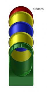 Beckmann Rutsche Röhrenrutsche L= 2, 6 m PH 1, 0 m Modulrutsche - Vorschau 2
