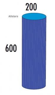 Bänfer Softbaustein Zylinder blau 600 x 200 Maxi Schaumstoff-Bausteine Großbaustein