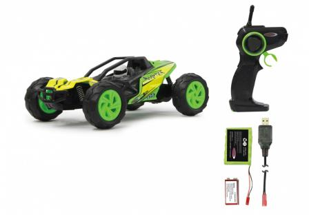 Jamara RC Auto Rupter Buggy 1:14 Funk Buggy Gummibereifung - Vorschau 3