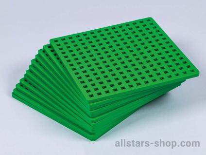 Plus-Plus Mini Platten Grün Puzzle Bausteine
