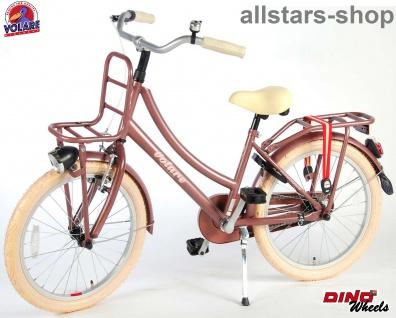 Allstars Dino Wheels Bikes Kinderfahrrad Mädchenfahrrad 20 Zoll mit Rücktritt + Handbremse