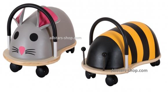 Allstars Wheely Bug Rutscher Biene Maja und Maus Speedy Kleinkindrutscher klein 360 Grad rundum