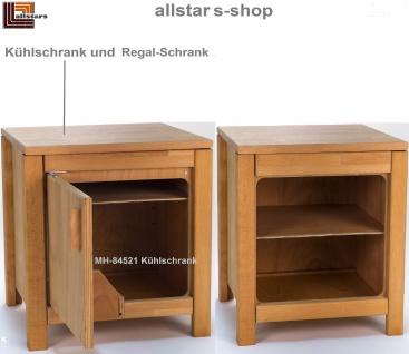 Allstars Kinderküche Puppen-Kühlschrank und Regal-Unterschrank H = 45, 5 cm