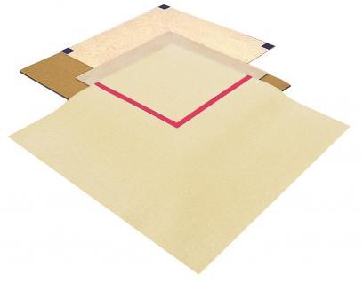 Bänfer Teppichboden RG-Fläche Beige 14 x 14 m Velours (Ersatzteil Wettkampffläche)