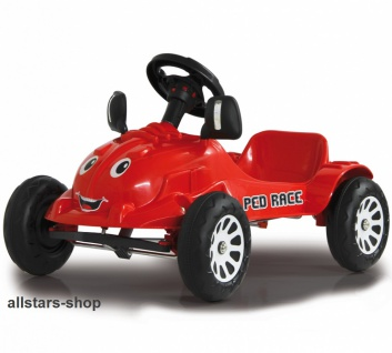 Jamara Kinder-Pedalauto Tretauto Rutscher Pedal Car Gokart