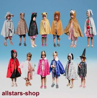 Allstars Kostüme-Set Kinder-Kostüm 10 Tierkostüme plus König Königin Engel