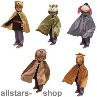 Allstars Kostüme-Set Kinder-Kostüm 13 x Tierkostüme für Kindergarten Faschingskostüm - Vorschau 4