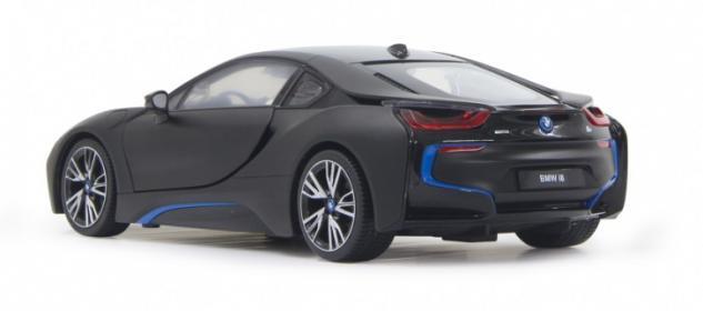 Jamara BMW I8 1:14 schwarz Modellauto Funk ferngesteuert RC Auto Flügeltüren - Vorschau 2