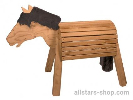 Holzpferd Maxi Allstars