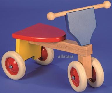 Allstars Rutschfahrzeug Rutscher Holz-Rutscher Laufrad Holz