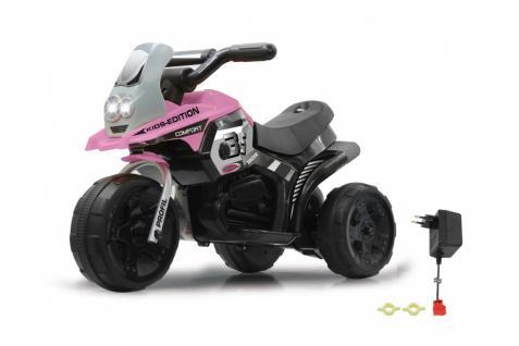 Jamara Kinderauto Elektro-Trike Elektroauto Ride-on E-Trike Racer pink - Vorschau 2