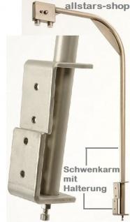 Beckmann Sandaufzug mit Schwenkarm Edelstahl für Spielplätze Spielplatz-Aufzug