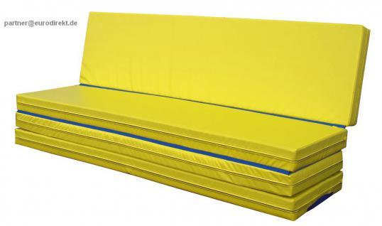 Fallschutzmatte Matte Sofa Spielmatte Schaumstoffmatte Kinderspielmatte Bänfer Multifunktionsmatte