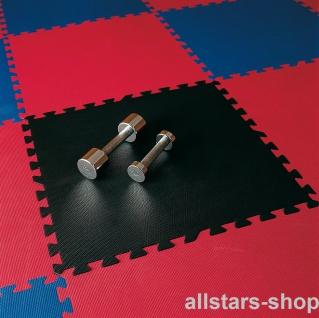 Bänfer-Kids Spielmatte Matte Vario Step Set 4 Stück rot Steckmatte Fallschutzmatte - Vorschau 5