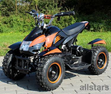 Allstars Pocketquad orange Cobra 800 Watt Miniquad