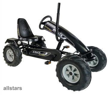 Dino Cars DinoCars Gokart Track Black Bull BF1 Kettcar