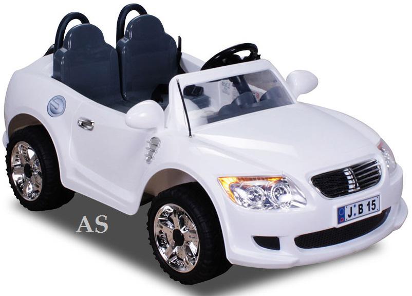 allstars kinderauto elektroauto zweisitzer e auto b15e. Black Bedroom Furniture Sets. Home Design Ideas
