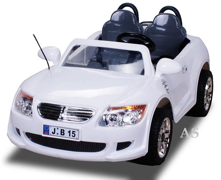 allstars Kinderauto Elektroauto Zweisitzer E-Auto B15E