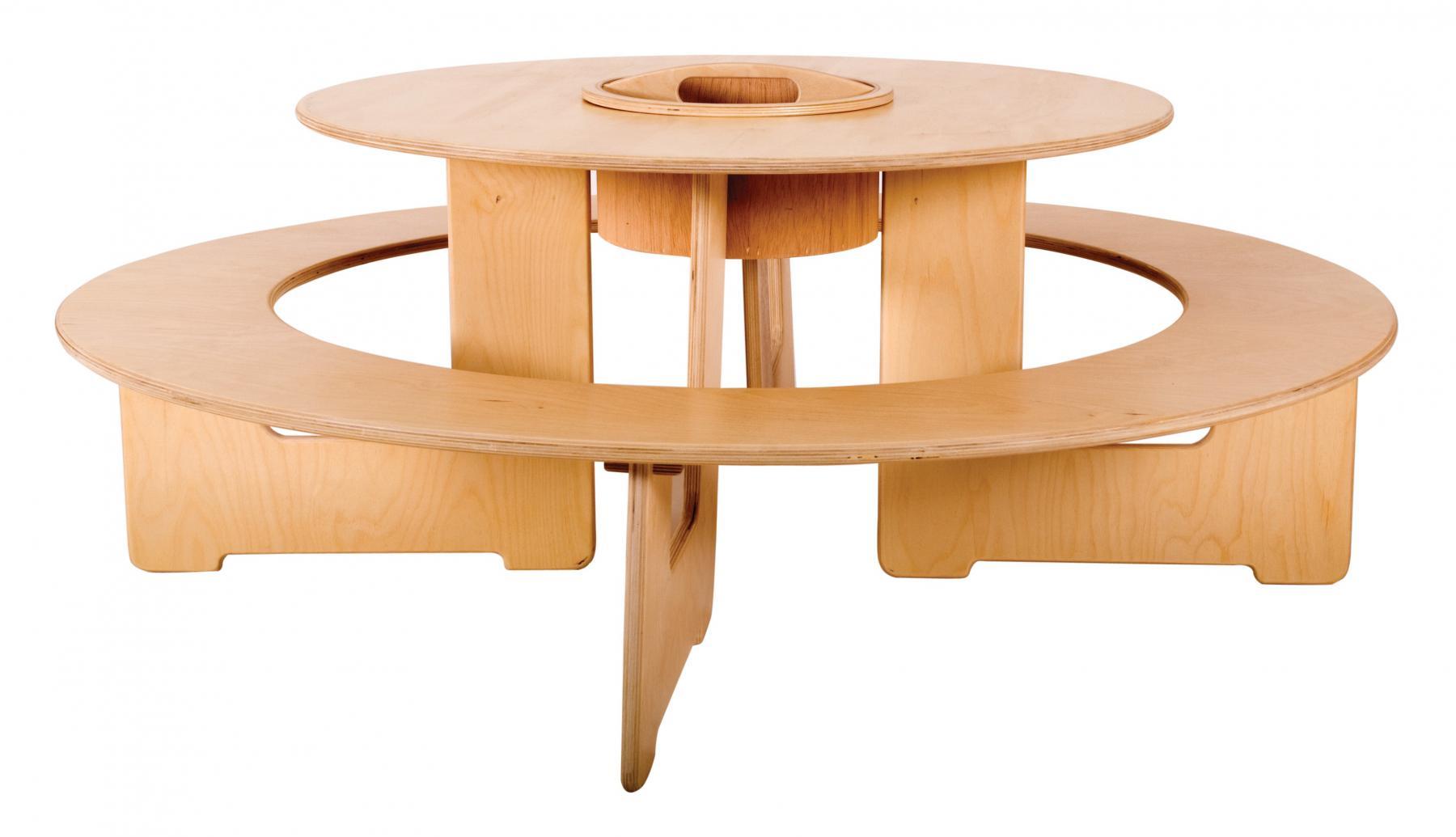 allstars kindersitzgruppe tischgruppe tisch bank kindersitzgarnitur kinderm bel kaufen bei. Black Bedroom Furniture Sets. Home Design Ideas