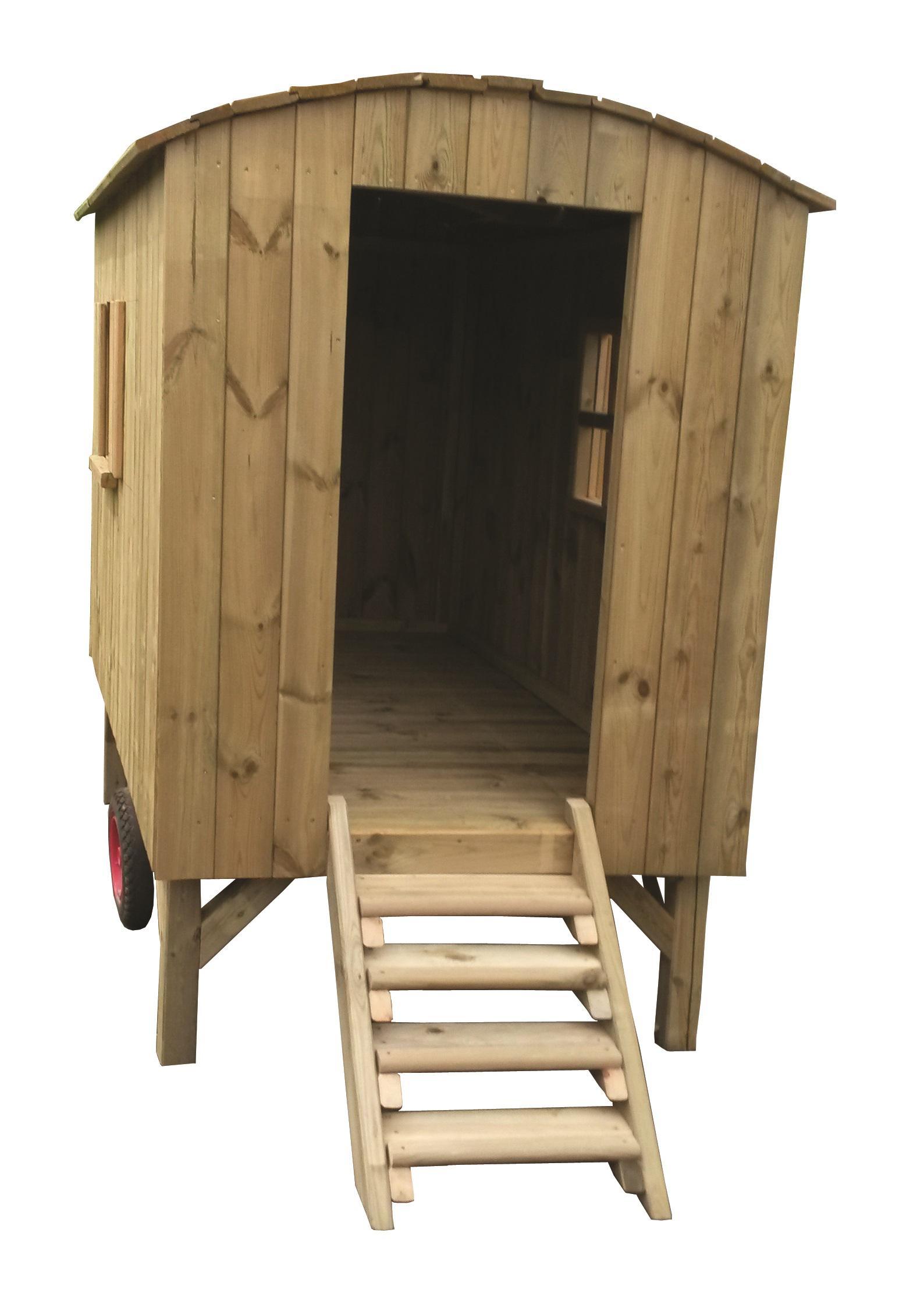 allstars bauwagen baustellenwagen spielhaus kinderspielhaus holz kaufen bei euro direkt. Black Bedroom Furniture Sets. Home Design Ideas