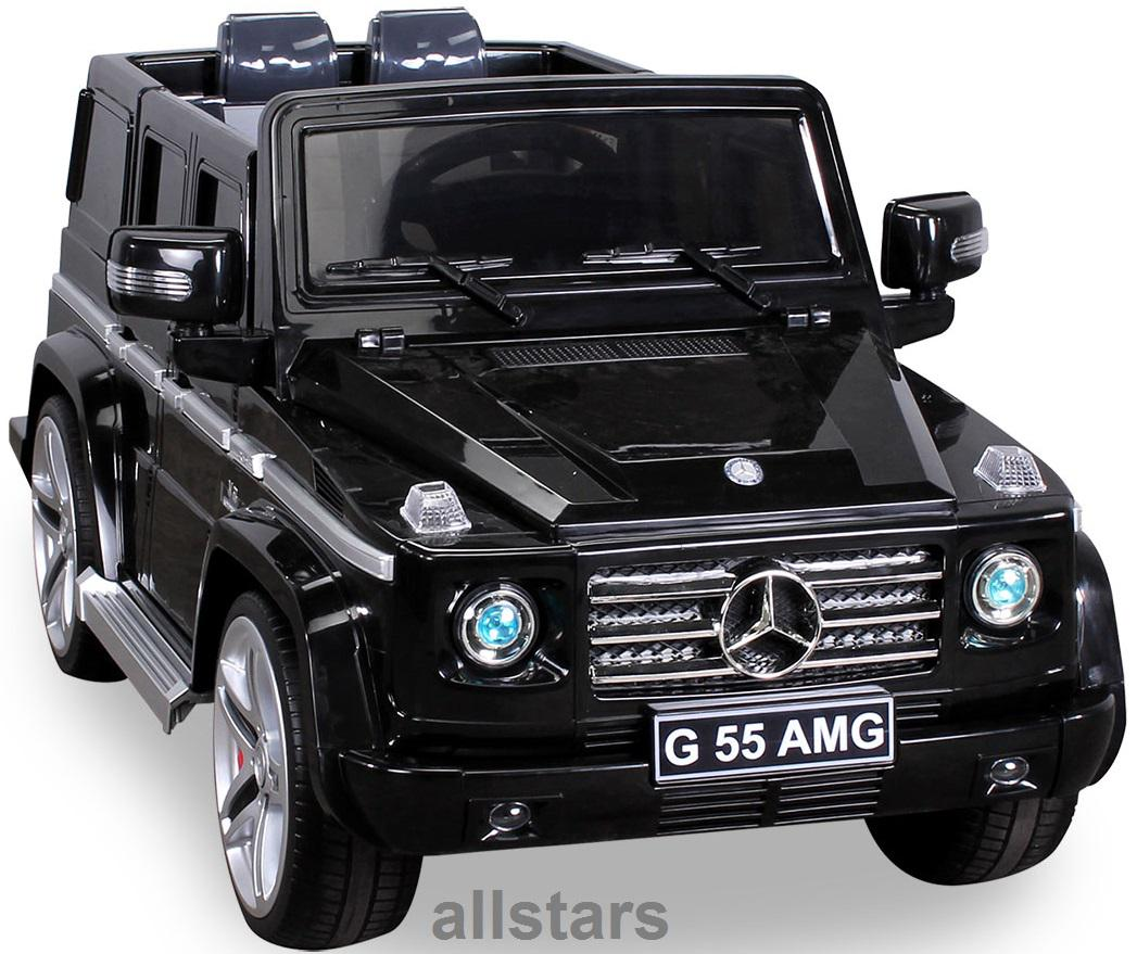 elektro kinderauto mercedes amg g55006 lizenziert. Black Bedroom Furniture Sets. Home Design Ideas