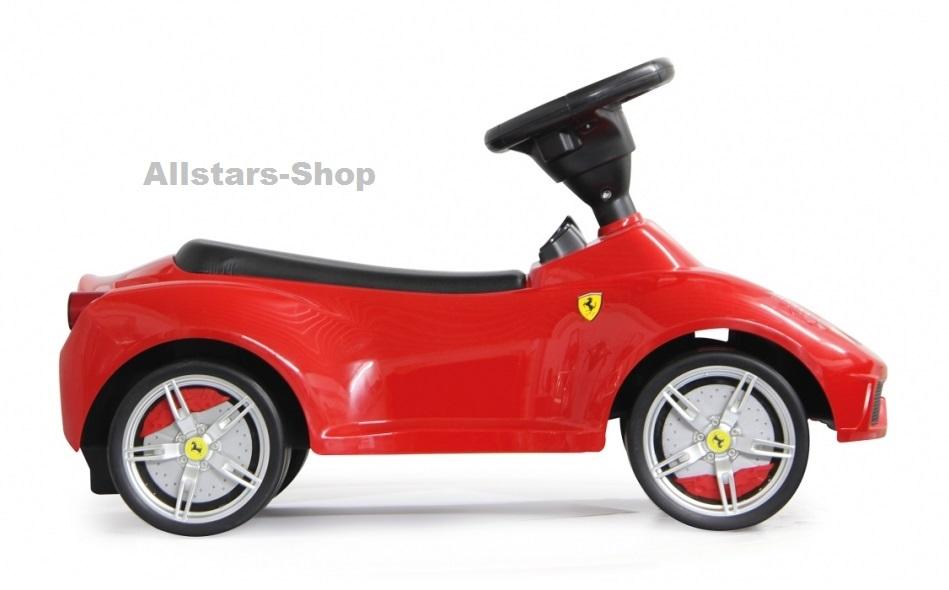 jamara ferrari kinder auto rutscher lauflernwagen rutschauto rot f r kindergarten kaufen bei. Black Bedroom Furniture Sets. Home Design Ideas