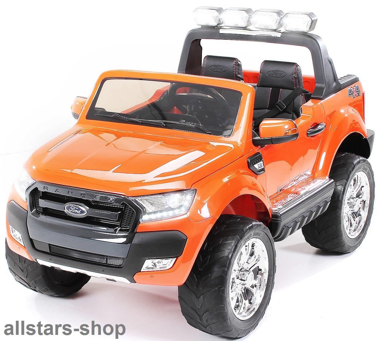 actionbikes kinderauto ford ranger kinder e auto 2 sitzer. Black Bedroom Furniture Sets. Home Design Ideas