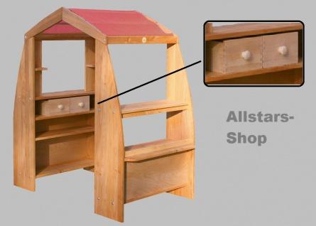 Schöllner Holzspielzeug 2 Schubladen für Kaufhaus De Luxe Kaufladen