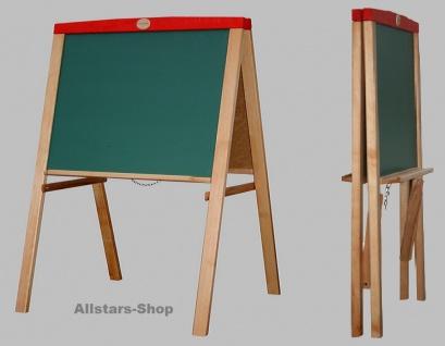 Schöllner Doppeltafel Standtafel Tafel Kindertafel Doppeltafel für Kindergarten