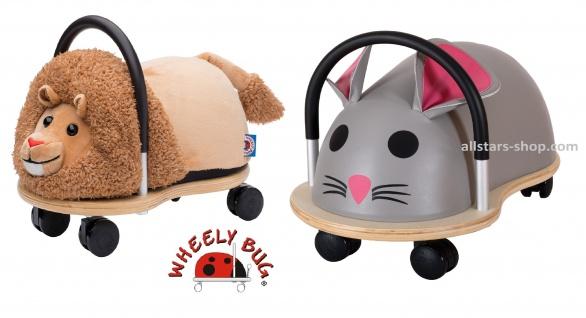 Wheely Bug Rutscher Löwe und Maus Kleinkindrutscher klein 360 Grad rundum allstars