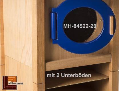 Allstars Kinderküche Waschmaschine H = 65, 5 cm Spielküche aus Buchenholz - Vorschau 2