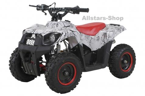 Actionbikes Kinder Miniquad Tiger A19 49 cc E-Start - Tuning Engine Miweba