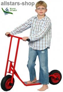 Dragon Toys Roller Scooter maxi groß mit Spezialreifen EVA für Kindergarten und KiTas