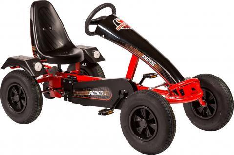DinoCars GoCart GoKart Kinderfahrzeug Sport BF3 Kettencar 3-Gangschaltung