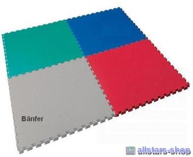 Bänfer-Kids Spielmatte Matte Vario Step Set 4 Stück rot Steckmatte Fallschutzmatte - Vorschau 3