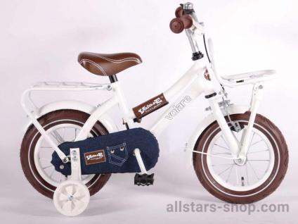 Allstars Dino Bikes Wheels Kinderfahrrad 12 Zoll Urban Jeans in Weiß - Vorschau 2