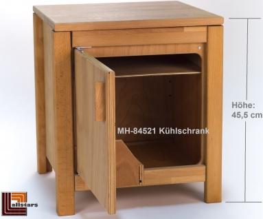 Allstars Kinderküche 1 Kühlschrank H = 45, 5 cm Spielküche aus Buchenholz