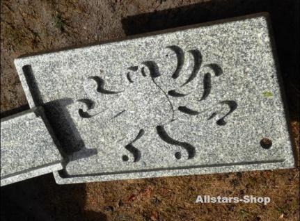Granit-Matschtisch Octopus 1 Stück für Matschanlage Wasserspiele Wasserspielanlage Wasseranlage