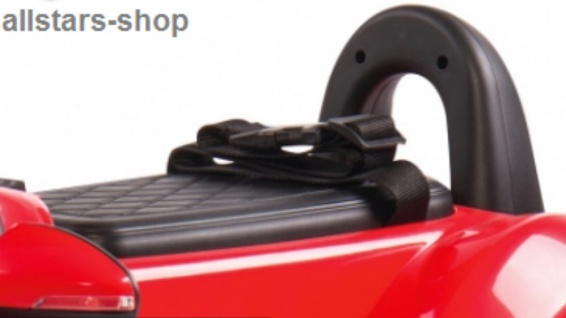 Jamara Kinder-Auto Ride On Car Kiddy Jaguar Kleinkind-Auto mit E-Motor rot - Vorschau 5