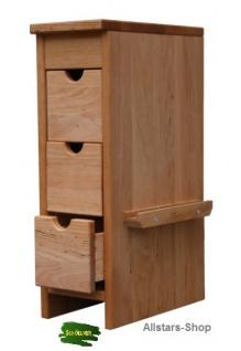 Schöllner Beistellschrank für Kinder-Küchenmöbel, für Kinderküche Spielküche Star Maxi aus Holz für Kindergarten - Vorschau 3